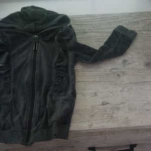 Other - Toddler girls velour jacket